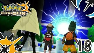 ULTRA WORMHOLE !!😨 | Pokemon Ultra Sun Gameplay EP18 In Hindi