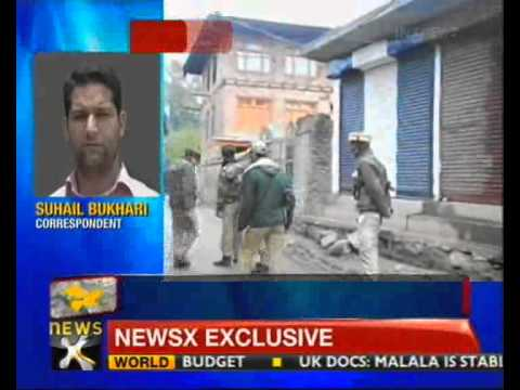 J&K encounter: 2 militants killed, security personnel injured in Sopore - NewsX