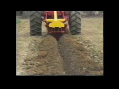 Quot No Power Quot Trencher Fits Tractor Youtube