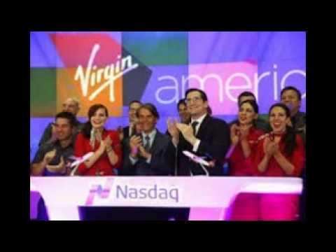Virgin America shares surge on US stock market debut