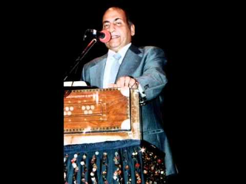 Tumse Nahi Pehchan Meri ------- Tribute To Mohd Rafi By Hashim Khan video