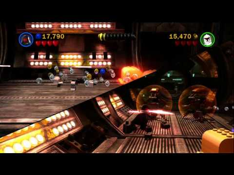 Lego Star Wars 3: The Clone Wars Cheats,.