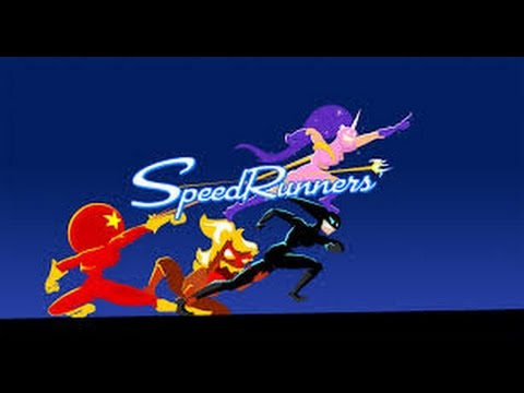 Threesome Gaming Plays - Speedrunners Ep. 2 - Running Sanic Fast!