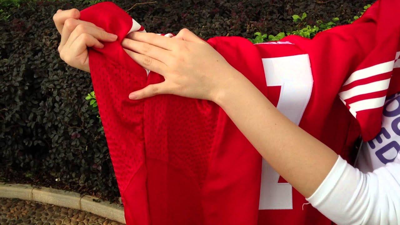 mens san francisco 49ers colin kaepernick nike scarlet game jersey