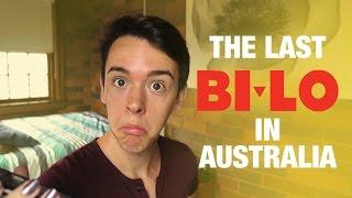 CALLING THE LAST BI-LO IN AUSTRALIA