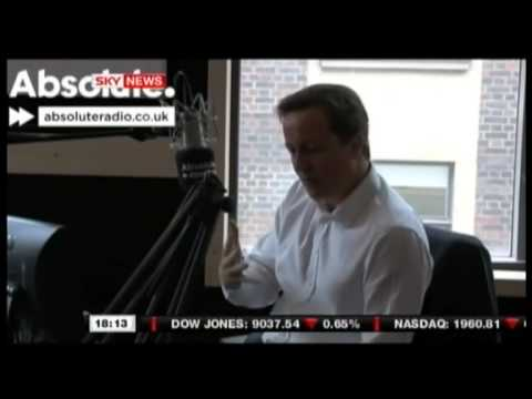 David Cameron and Twitter - the story that took over the world!