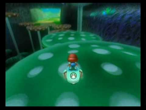 Mkwii gorge champignon passage secret mushroom gorge - Passage secret mario bros wii ...