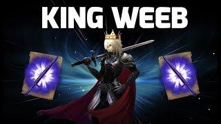 Dark Souls 3: The Return Of King Weeb