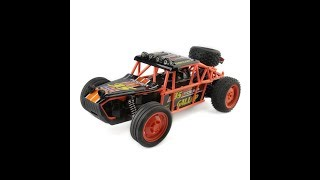 Voiture buggy Gizmovine Remote Control RC Racing car – High Speed Orange Buggy, 1/10 Scale