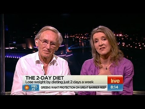 Sunrise - What is the 2-day diet?