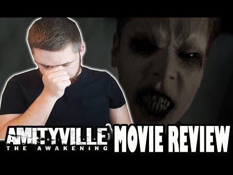 Amityville: The Awakening - Movie Review (Bella Thorne Horror Film) streaming vf