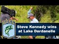 Steve Kennedy wins at Lake Dardanelle