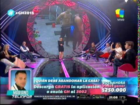 """""""Gran Hermano 2015"""": Mariano está convencido de que todas las chicas de La Casa tienen onda con él"""