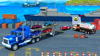Ship Car Cargo Transport (by Beta Games Studio) Android Gameplay [HD]