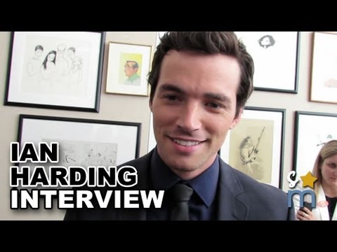 Ian Harding Interview: Pretty Little Liars Season 4, Ezria, Alex Mack & Sheetz Commercial