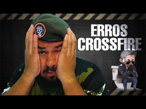 Download PASTAS Atualizadas para ERROS do CROSSFIRE Att NATAL 2017