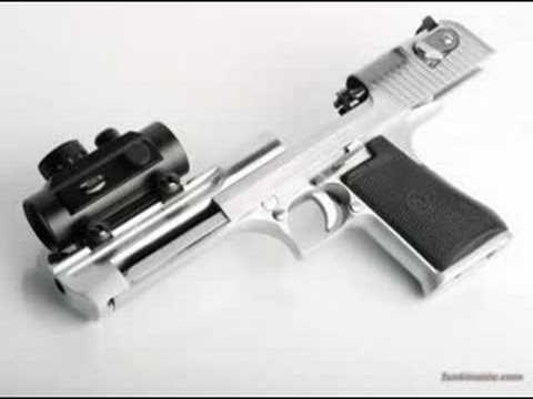 44 magnum desert eagle gold. Desert Eagle .50 Action