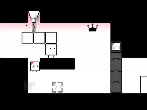 Goodbye! BoxBoy! Debut Gameplay