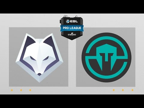CS:GO - Winterfox vs. Immortals [Mirage] Map 2 - ESL Pro League Season 4 - NA Matchday 27