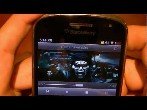 BlackBerry 9900 Bold - Review & Small Things (Telus. AT&T. Rogers. Bell)