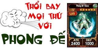 Phong Đế YUGI H5 Raiza-Game giải trí YUGIH5