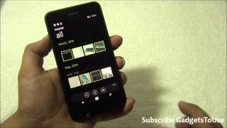 Share, Delete Multiple Photos on Windows Phone 8 1 or Higher Device Used   Lumia 630