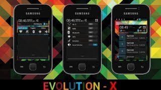 Instalacion+ Review|ROM EVOLUTION x4 Para Galaxy Young