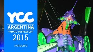 Yamato Cosplay Cup 2015 Argentina - Neon Genesis Evangelion