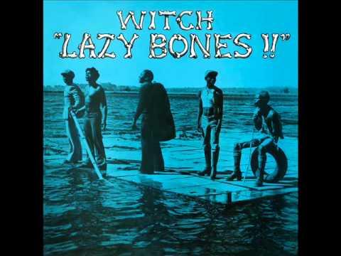 Witch Lazy Bones Witch Lazy Bones 1975