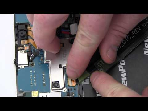 How To Replace Your Samsung GALAXY Tab 2 10.1 GT-P5100 Battery