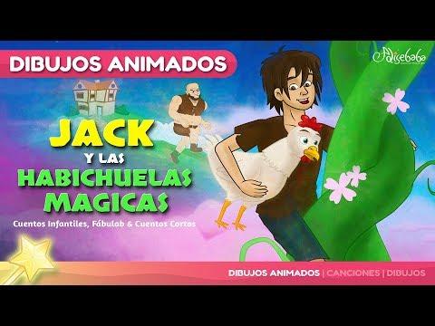 Jack y las Habichuelas Magicas completa en Español | Cuentos Infatiles en Español