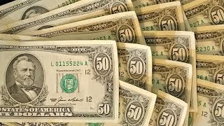 Old Consecutive $50 Bank Notes!!! You Don't See These Bills Too Often! Searching Through $800.00