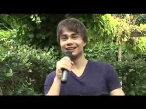 Alexander Rybak Interview in France english with french subtitles