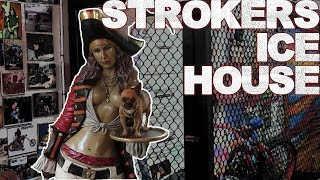 Strokers Ice House Veteran surprise - Dallas Biker Bar