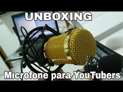 REVIEW - microfone para YouTubers - RESULTADO DO SORTEIO