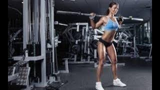 Фитнес мотивация,для всех,как накачать орех!!