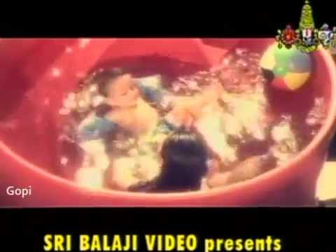 Chinni Tandri - Sisindri   Swarnalatha   Raj video