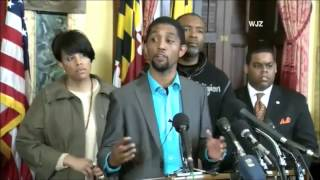 Baltimore Councilman Brandon Scott Says Outside Marxists Responsible For Inciting Riots