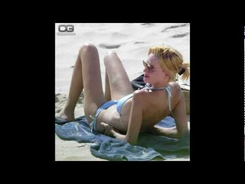 Uma Thurman Hot Bikini Compilation