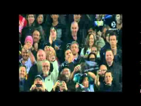 All Blacks v Tonga  - RWC Match highlights