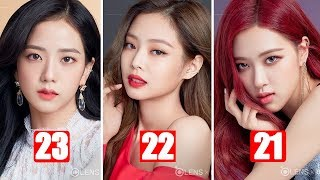 BLACKPINK Jisoo Vs Jennie Vs Rose Childhood/Transformation II Who Is More Beautiful ??