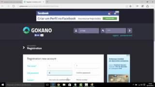 GOKANO - Ganhando mais de 100 pontos por dia! ganhe seu Iphone 6 gratis!
