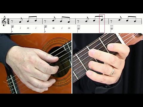 Cómo leer partituras en la guitarra española, tocando sin errores