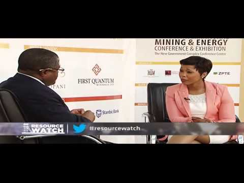 Zambia's mining minster unpacks resource economy