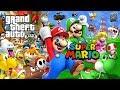 ក ត តក ស ផ ស ត GTA 5 SUPER MARIO MOD W Luigi Wario Toad GTA V Mods Gameplay mp3
