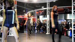 Ducati Models at Motorcycle Show at Long Beach. Nikon S70 HD
