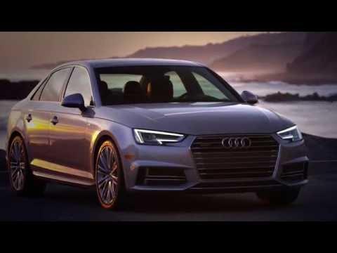 2017 Audi A4 Exterior Design Trailer | AutoMotoTV