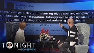 TWBA: Shara Chavez reacts to Jovit Baldivino's social media post