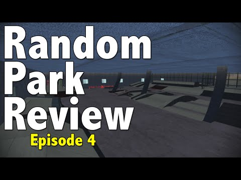 Random Skate 3 Skatepark Review : Episode 4