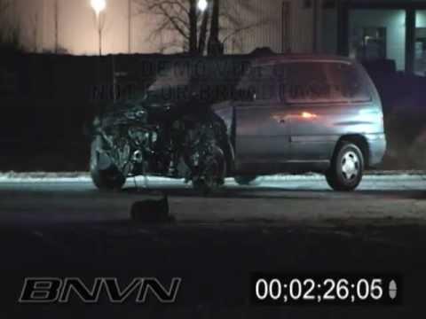 Bad Winter Driving At Night - Long Master Raw Edit